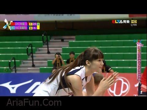 عکسهای دختر والیبالیست زیبا | تصاویر والیبالیست زن قزاقستانی | عکس سابینا والیبالیست زیبای قزاقستانی | عکسهای زیباترین والیبالیست زن | عکسهای سابینا دختر زیبای والیبالیست | تصویر سابینا دختر والیبالیست