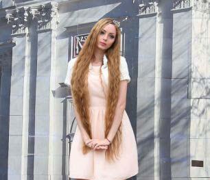 Real Life Doll Alina Kovalevskaya