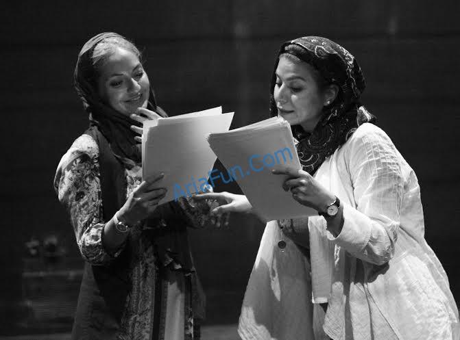 عکسهای نمایش دورهمی زنان شکسپیر | تصاویر بازیگران نمایش دورهمی زنان شکسپیر | عکس مهناز افشار و بهنوش بختیاری | گالری عکس بازیگران زن | عکس دسته جمعی بازیگران زن ایرانی