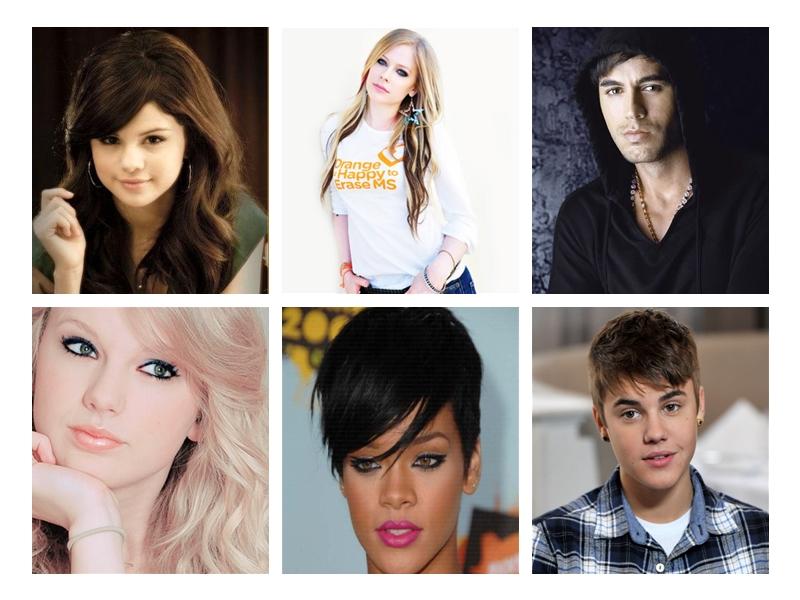 هالیوودی ها | بهترین خوانندگان هالیوود | لیستی از بهترین خوانندگان هالیوودی | زیباترین خوانندگان هالیوود | جذاب ترین خوانندگان هالیوود | لیست خوش پوش ترین خوانندگان هالیوود | عکس | عکس جدید خوانندگان هالیوودی