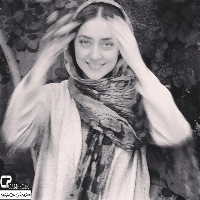 جدید ترین عکس بهاره کیان افشار در سال 94