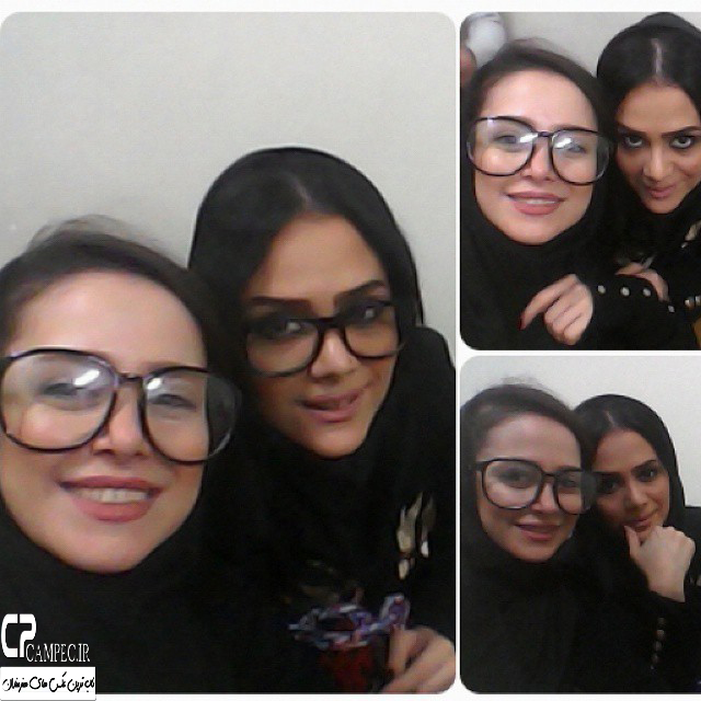 عکس شخصی الناز حبیبی