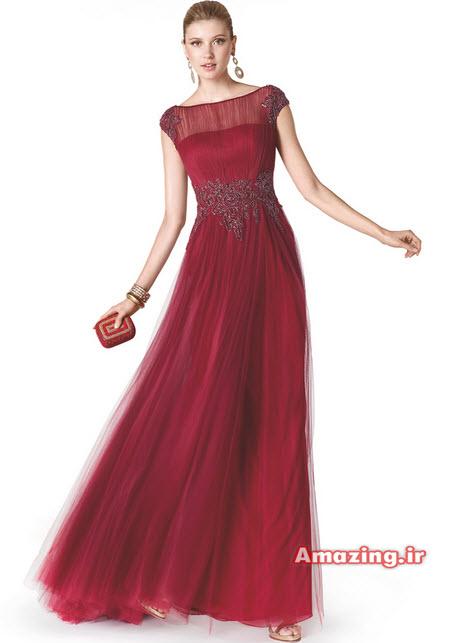 لباس شب 2015 , مدل لباس شب جدید , لباس شب بلند , لباس شب 94