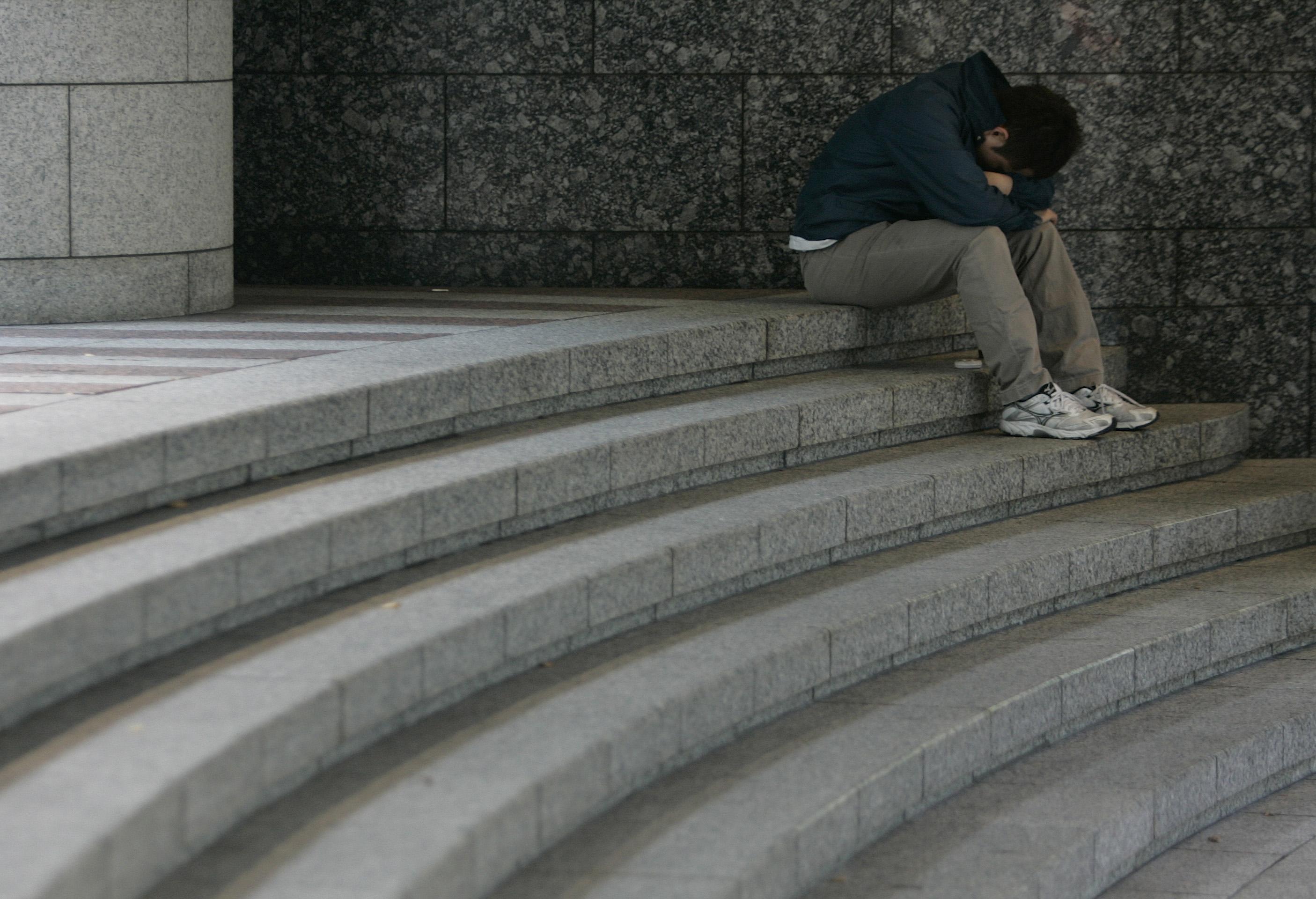sad depression boy teen college3 عکس عاشقانه دختر و پسر 2015