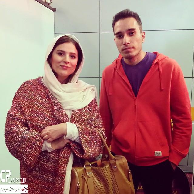 عکس جدید سحر دولتشاهی در فروردین94