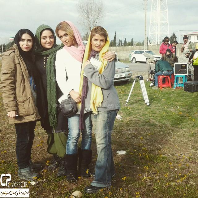 جدید ترین عکس نرگس محمدی
