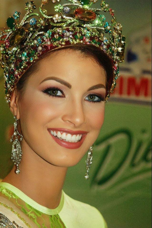 عکس زیباترین زن 2014 | عکسهای با کیفیت از زن زیبای سال 2014 | تصاویر دوشیزه زیبایی جهان | عکس ملکه زیبایی ونزوئلا | عکس زیباترین دختر جهان | عکس دختر خوشگل