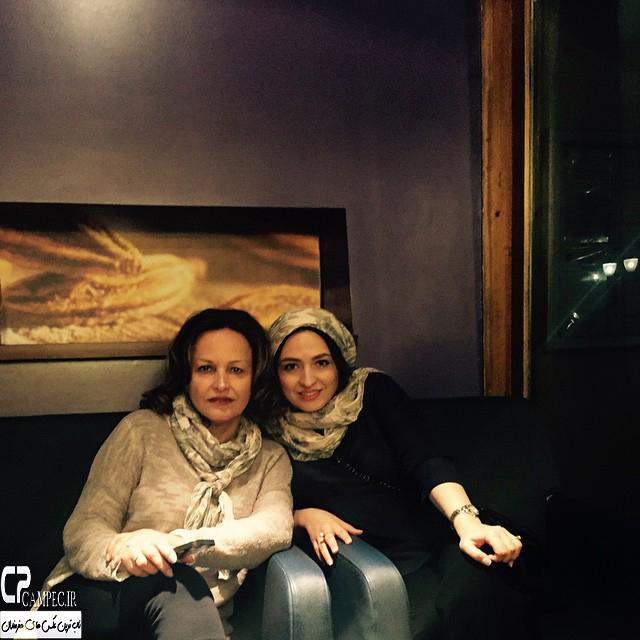 گلاره عباسی در خارج از کشور