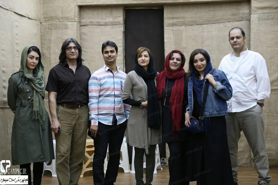 جدید ترین عکس سمیرا حسینی در سال 94