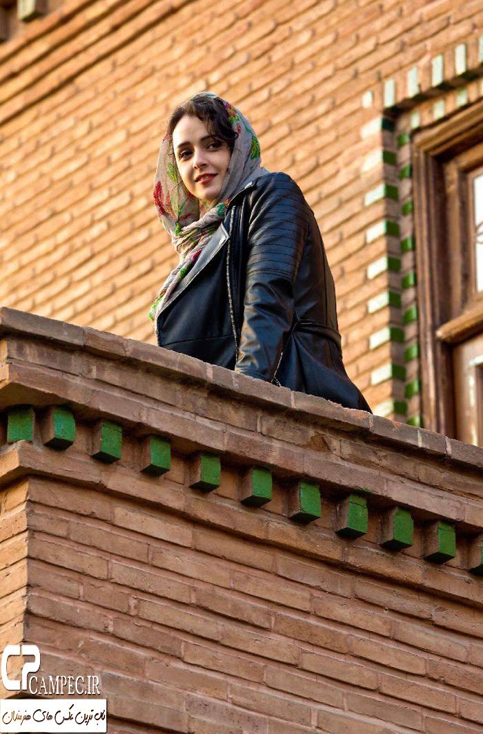 عکس جدید ترانه علیدوستی در فروردین94