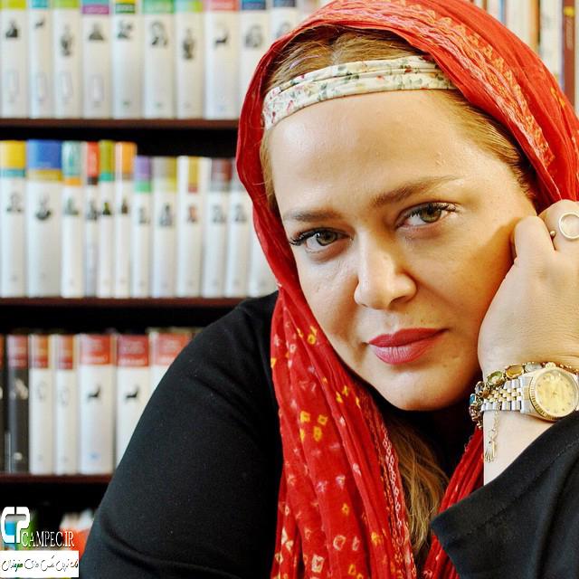 عکس جدید بهاره رهنما در فروردین94
