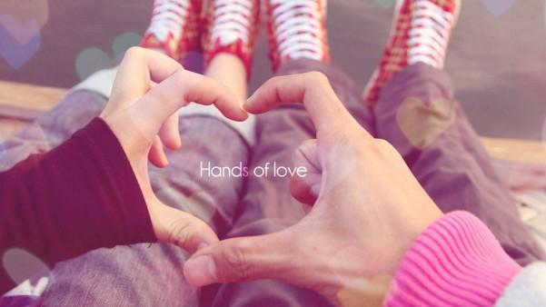 hands of love 14460765173 عکس عاشقانه دختر و پسر 2015