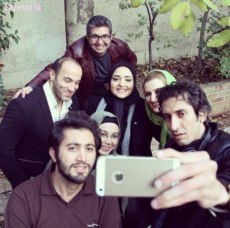 نرگس محمدی,تله فیلم من مادرم,پشت صحنه فیلم من مادرم