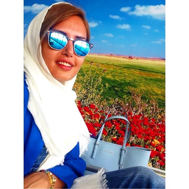 جدیدترین عکسهای الناز شاکردوست بازیگر زن ایرانی