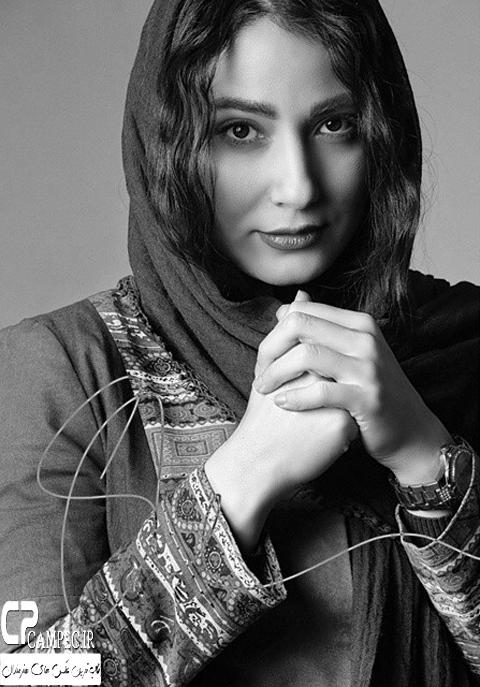 عکس آتلیه ای سمیرا حسن پور در فروردین94