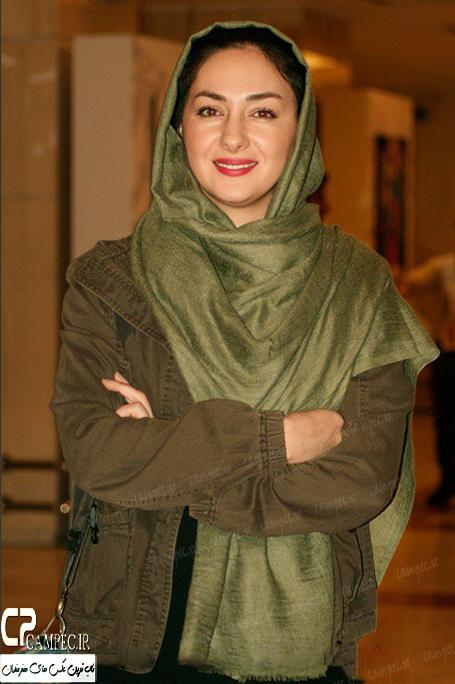 عکس جدید و دیدنی هانیه توسلی در فروردین 94