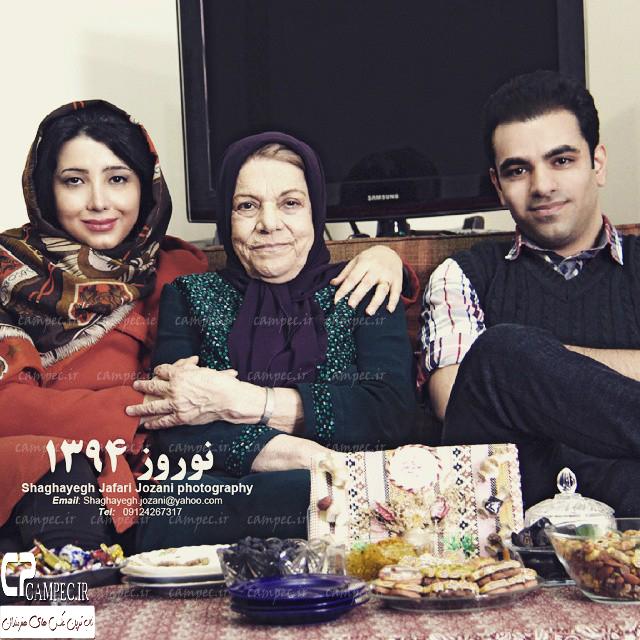 مرجان سپهری و صدیقه کیانفر