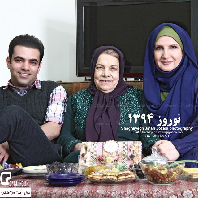 زهرا سعیدی و صدیقه کیانفر