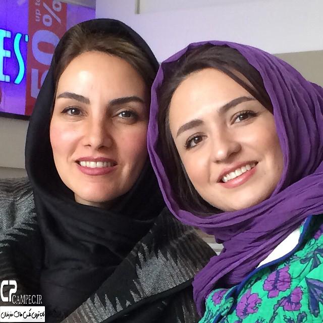 گلاره عباسی و مرجان شیر محمدی