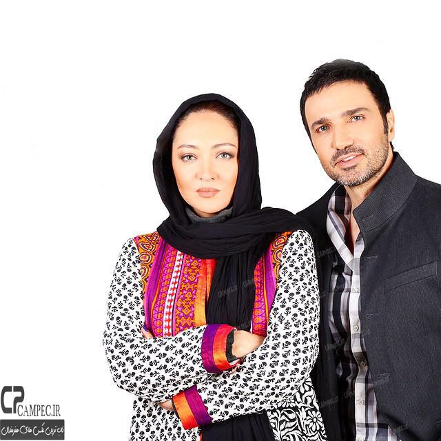 محمد رضا فروتن و نیکی کریمی