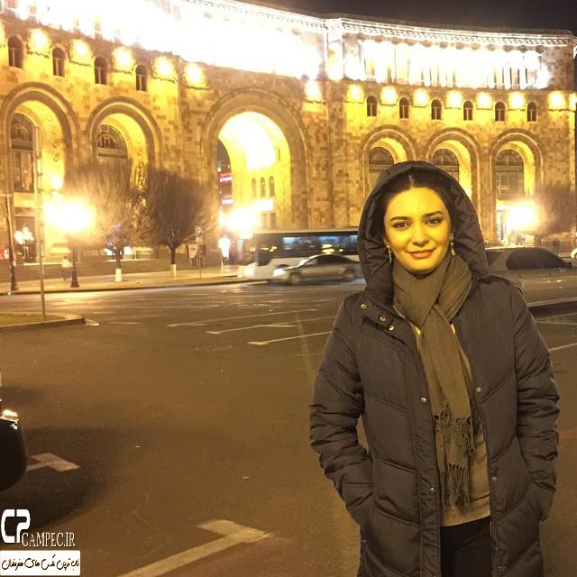 لیندا کیانی در کشور ارمنستان