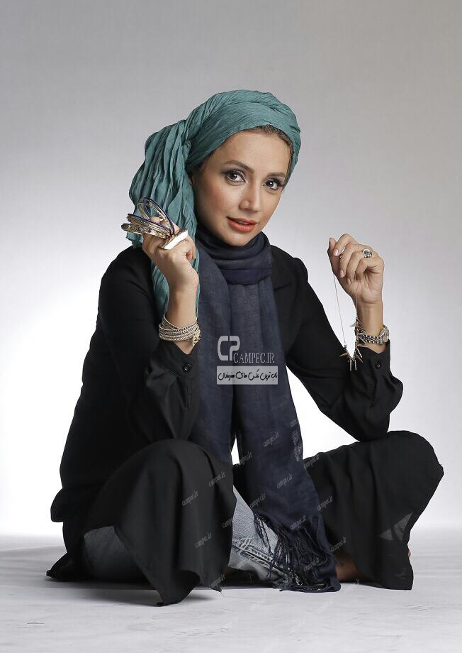 عکس های آتلیه ای و اختصاصی شبنم قلی خانی