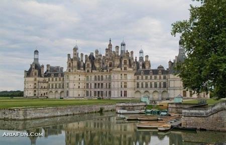 قلعه شامبوغ | عکسهای جدید قلعه شامبوغ | عکسهای دیدنی از قلعه شامبوغ | قلعه شامبوغ | عکس های قلعه شامبوغ در فرانسه | اطلاعاتی درباره قلعه شامبوغ | قلعه شامبوغ در فرانسه  عکس های قلعه شامبوغ فرانسه | عکسهایی از بنای قلعه شامبوغ | تاریخچه قلعه شامبوغ در فرانسه | مکان های دیدنی فرانسه | عکسهای زیبای فرانسه | آریا فان | سایت عکس | عکس مکانهای دیدنی فرانسه